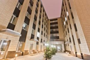 Офисы от 50 м² в центре города с парковкой
