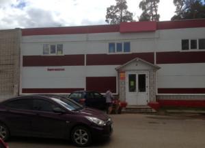 Торговое помещение в пгт. Васильево, 572,6 кв.м.